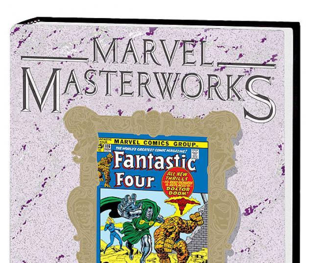 MARVEL MASTERWORKS: THE FANTASTIC FOUR VOL. 11 HC #0