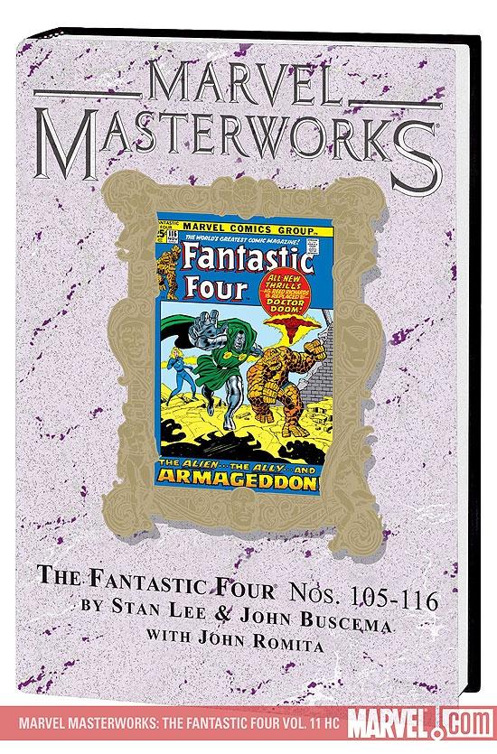 MARVEL MASTERWORKS: THE FANTASTIC FOUR VOL. 11 HC (Hardcover)