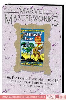 Marvel Masterworks: The Fantastic Four Vol. 11 (Hardcover)
