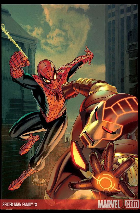 Spider-Man Family (2007) #8
