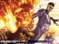Dark Reign: Fantastic Four (2009) #1 (DJURDJEVIC 70TH ANNIVERSARY VARIANT) Wallpaper