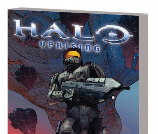 Halo: Uprising (Trade Paperback)