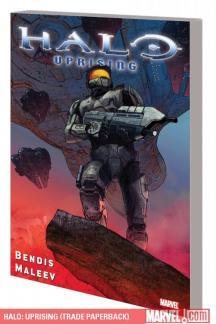 Halo: Uprising (Trade Paperback)