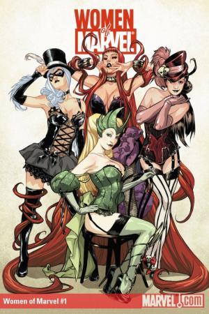 Women of Marvel (2010)