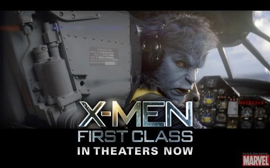 X-Men: First Class Wallpaper #12