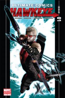 Ultimate Comics Hawkeye #1