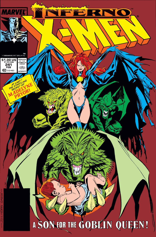 Uncanny X-Men (1963) #241