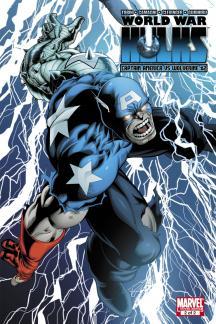 World War Hulks: Wolverine & Captain America #2