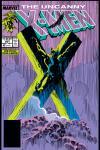 Uncanny X-Men (1963) #251 Cover