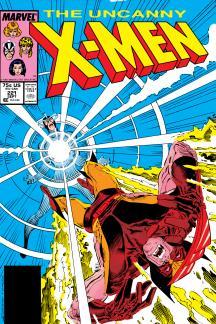 Uncanny X-Men (1963) #221