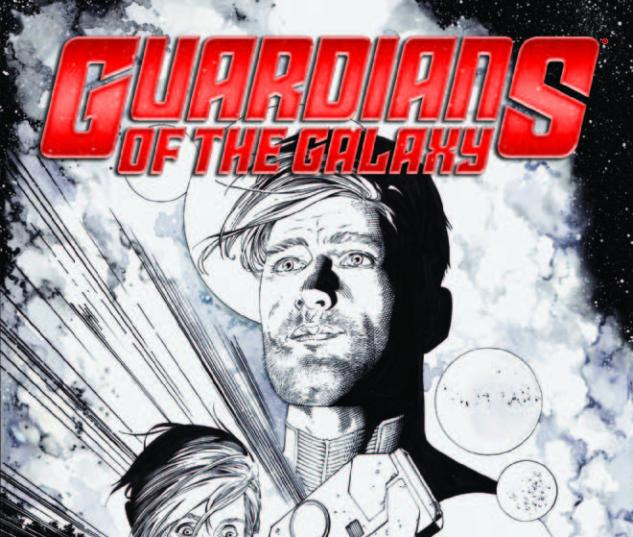GUARDIANS OF THE GALAXY 0.1 MCNIVEN SKETCH VARIANT (NOW, 1 FOR 100, WITH DIGITAL CODE)