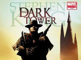 DARK TOWER: THE GUNSLINGER BORN 1 cover