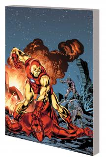 Essential Iron Man (Trade Paperback)