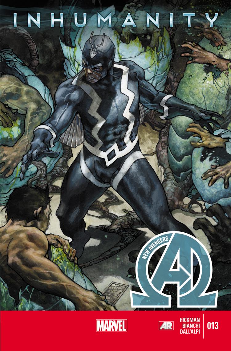 New Avengers (2013) #13