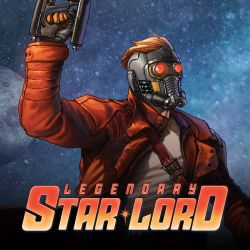Legendary Star-Lord (2014 - Present)
