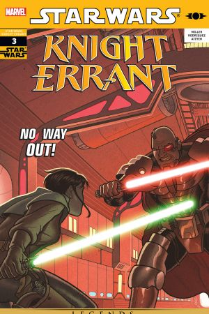 Star Wars: Knight Errant (2010) #3