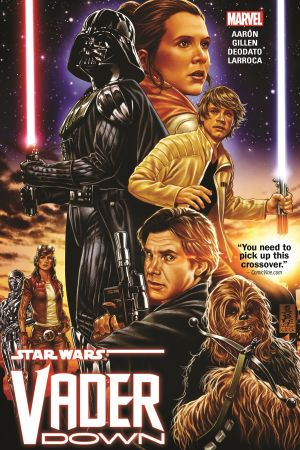 Star Wars: Vader Down (Trade Paperback)