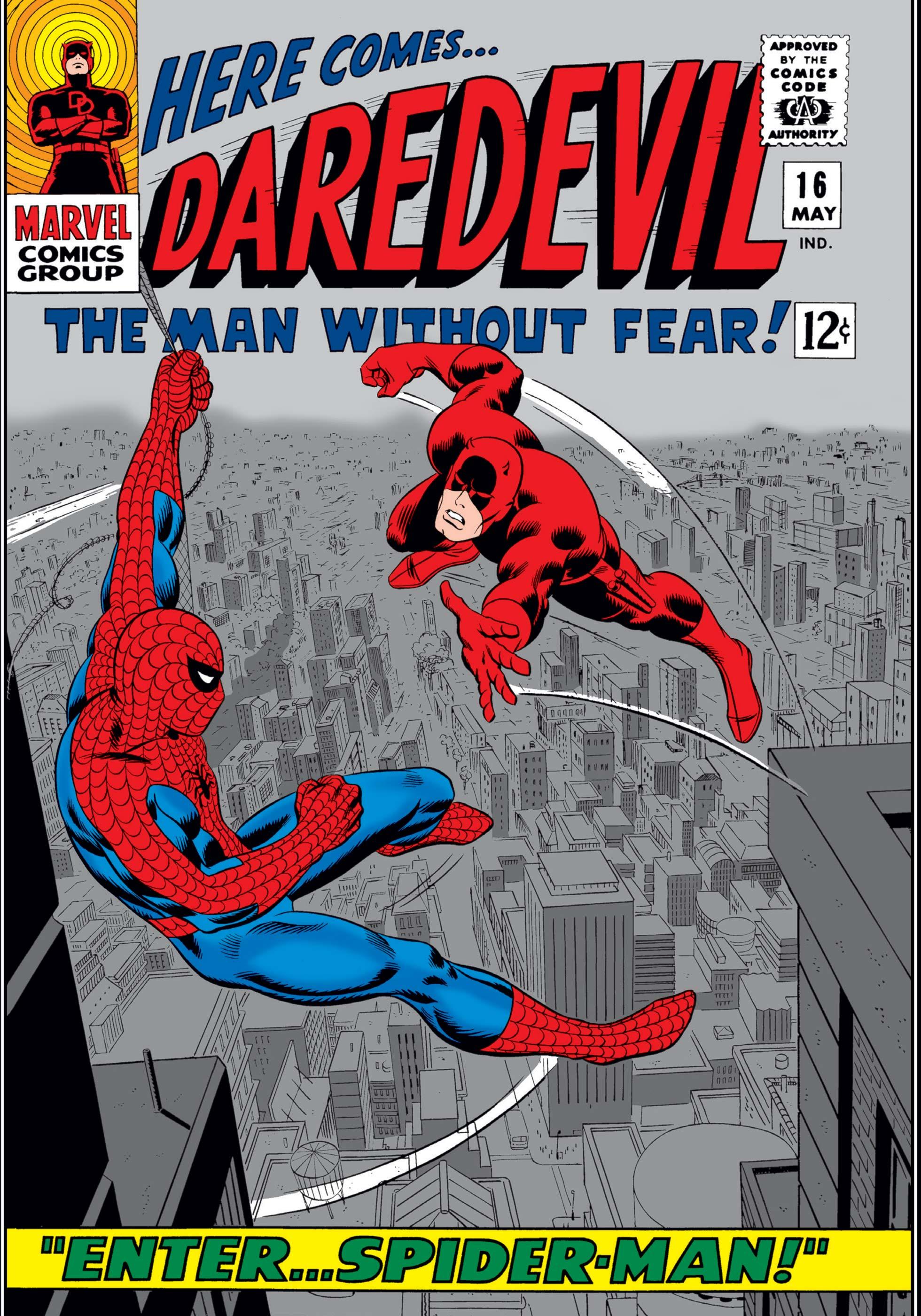 Daredevil (1964) #16