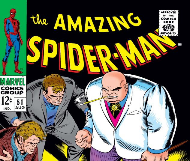 AMAZING SPIDER-MAN (1963) #51