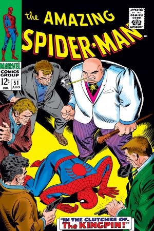 The Amazing Spider-Man (1963) #51