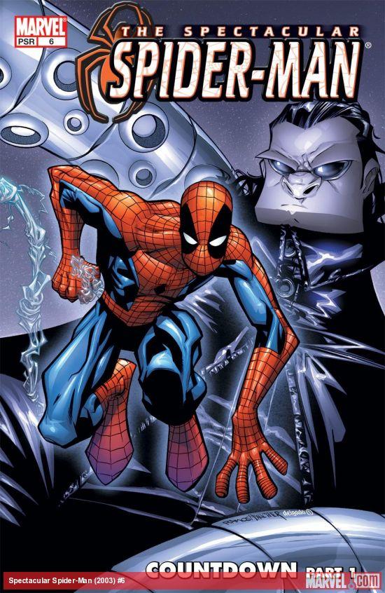 Spectacular Spider-Man (2003) #6