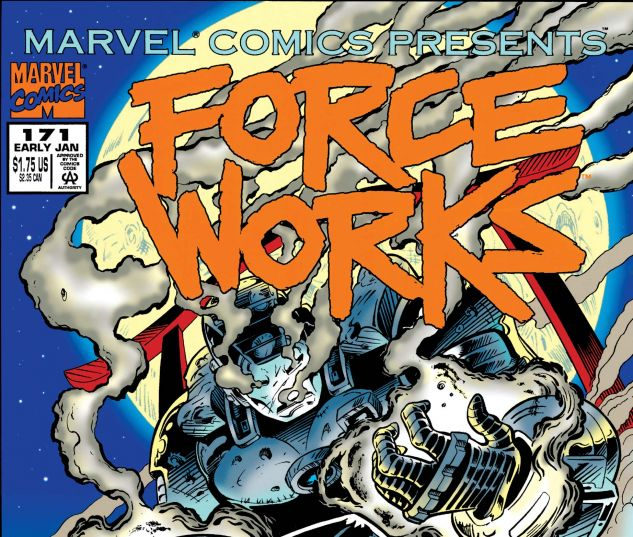MARVEL COMICS PRESENTS (1988) #171
