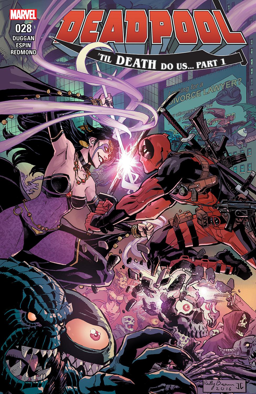 Deadpool (2015) #28