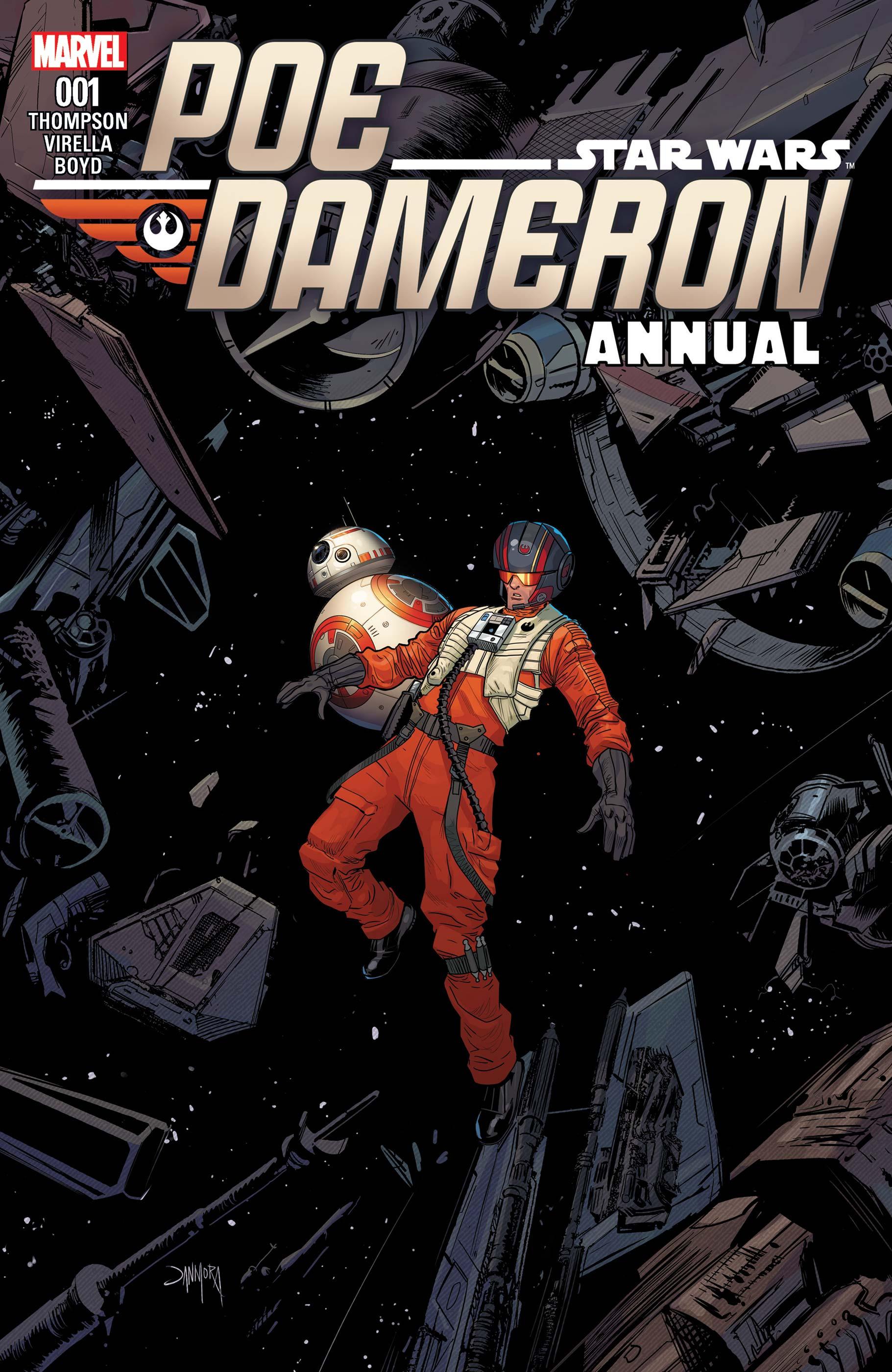 Star Wars: Poe Dameron Annual (2017) #1