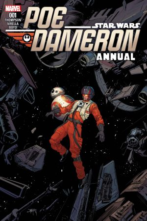 Star Wars: Poe Dameron Annual #1