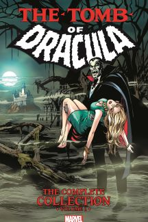 Tomb of Dracula: The Complete Collection Vol. 1 (Trade Paperback)