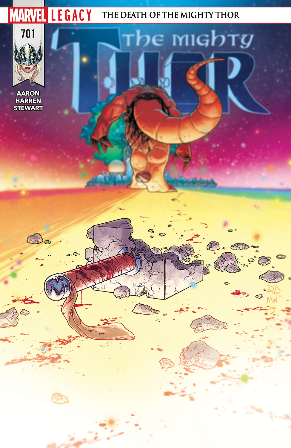 Mighty Thor (2015) #701
