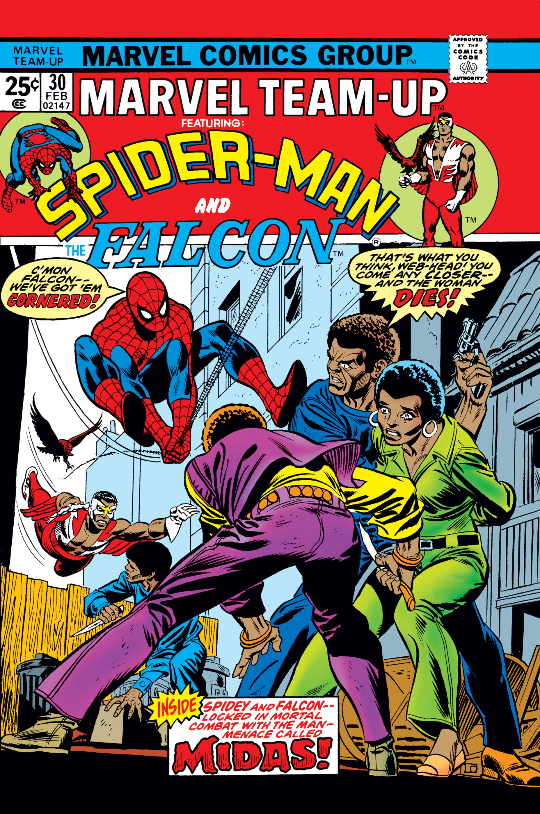 Marvel Team-Up (1972) #30