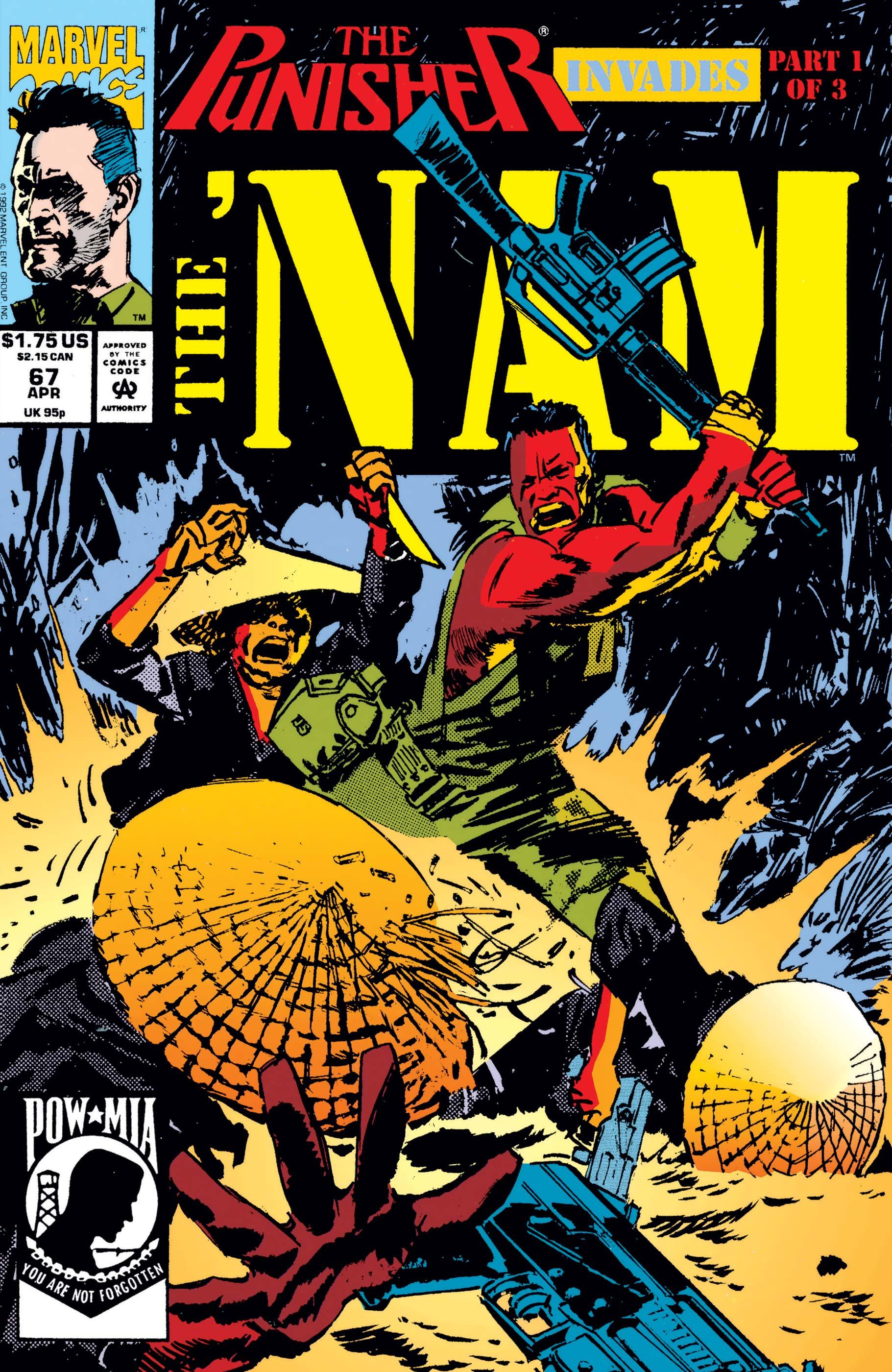 The 'NAM (1986) #67