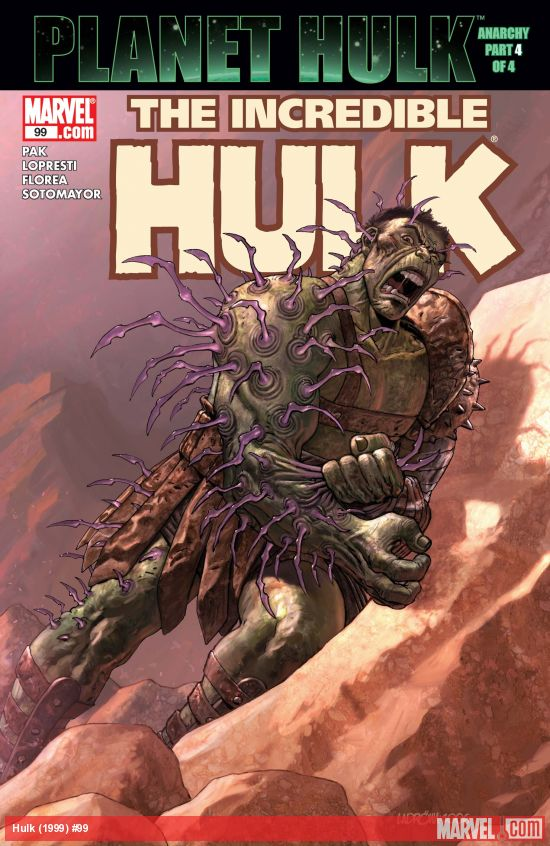 Incredible Hulk (1999) #99