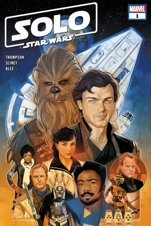Solo: A Star Wars Story Adaptation (2018) #1