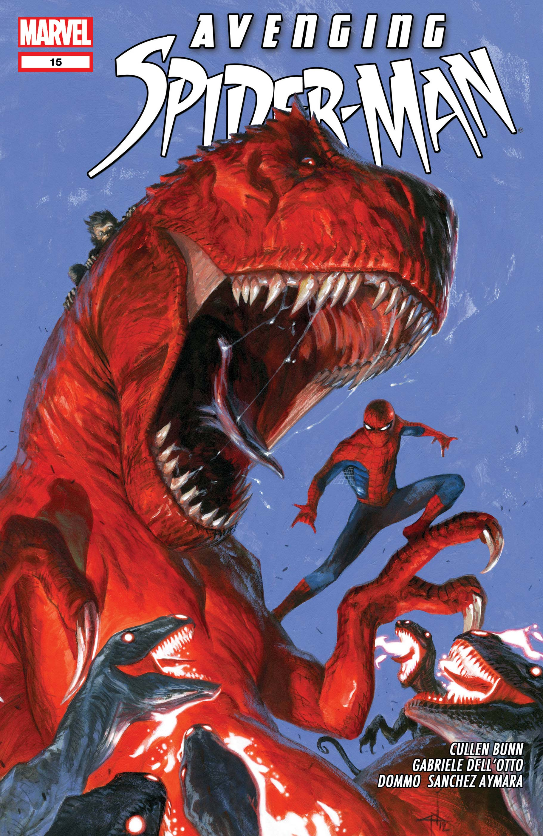 Avenging Spider-Man (2011) #15