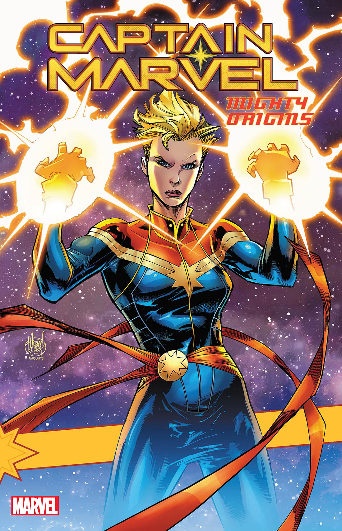 Scholastic Captain Marvel: Mighty Origins (Trade Paperback)