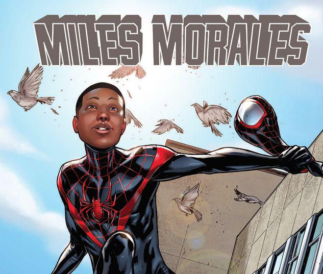 MILES MORALES: SPIDER-MAN GN-TPB #1