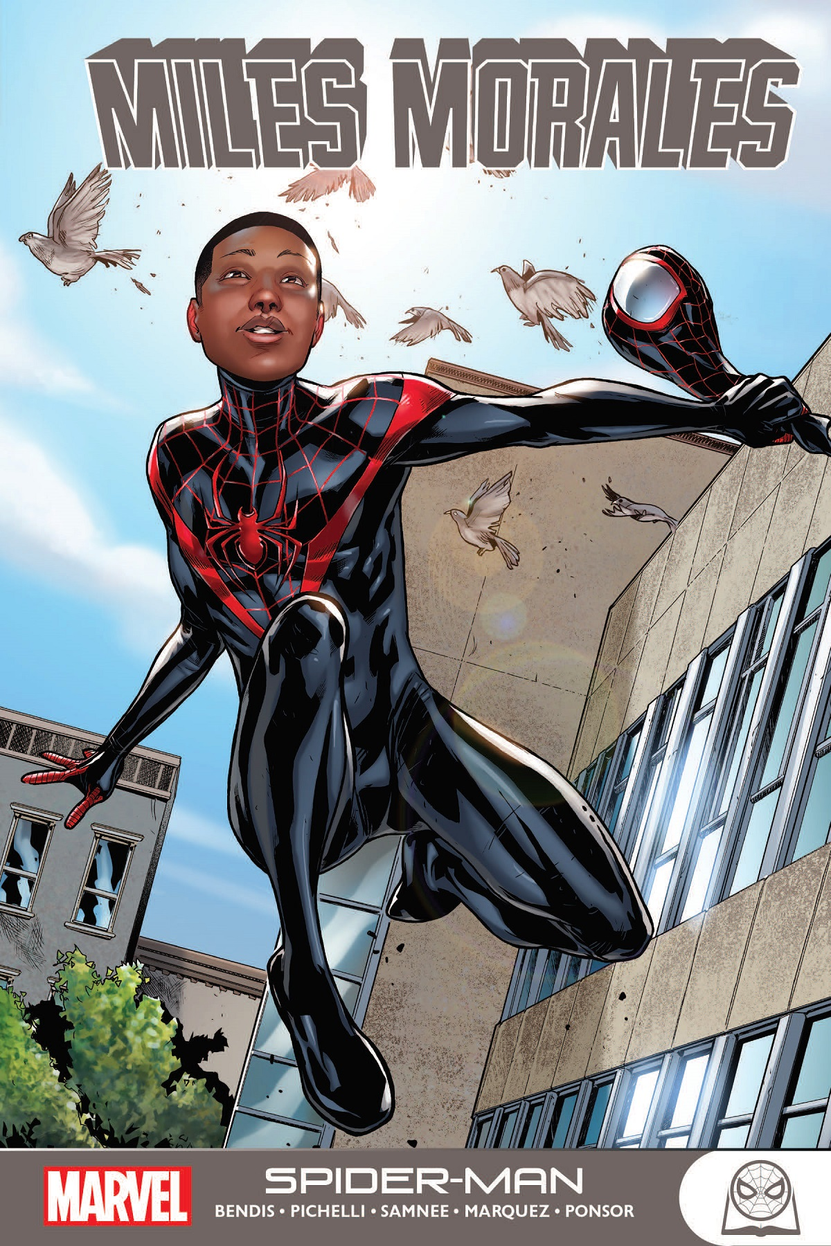 Miles Morales: Spider-Man (Trade Paperback) | Comic Issues | Comic ...