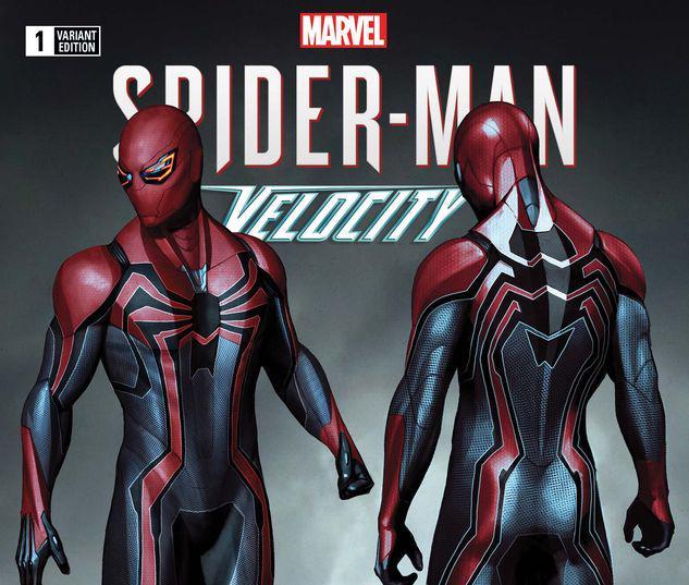 Gamerverse Spider-Man: Velocity #1