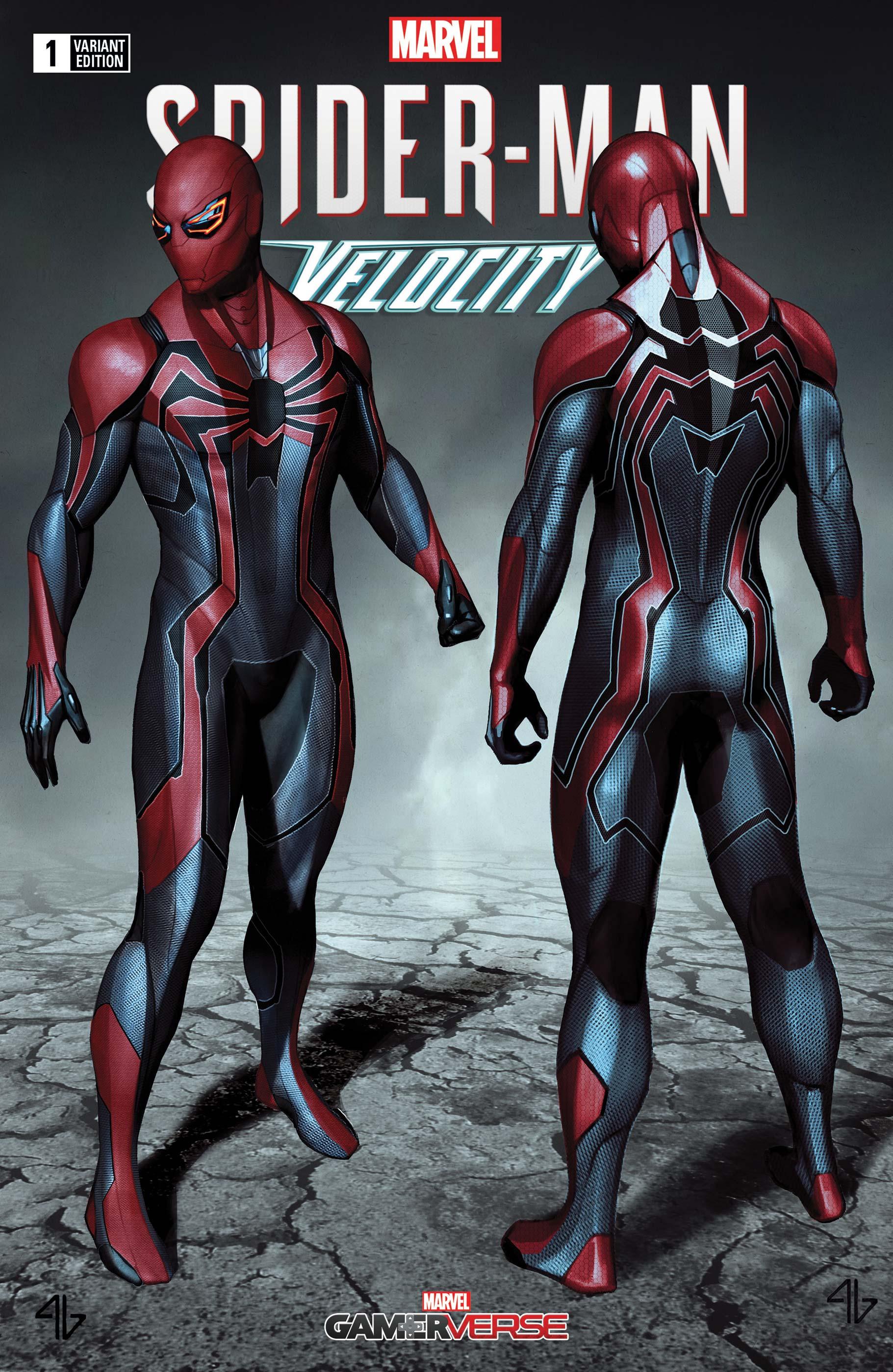 Marvel's Spider-Man: Velocity (2019) #1 (Variant)