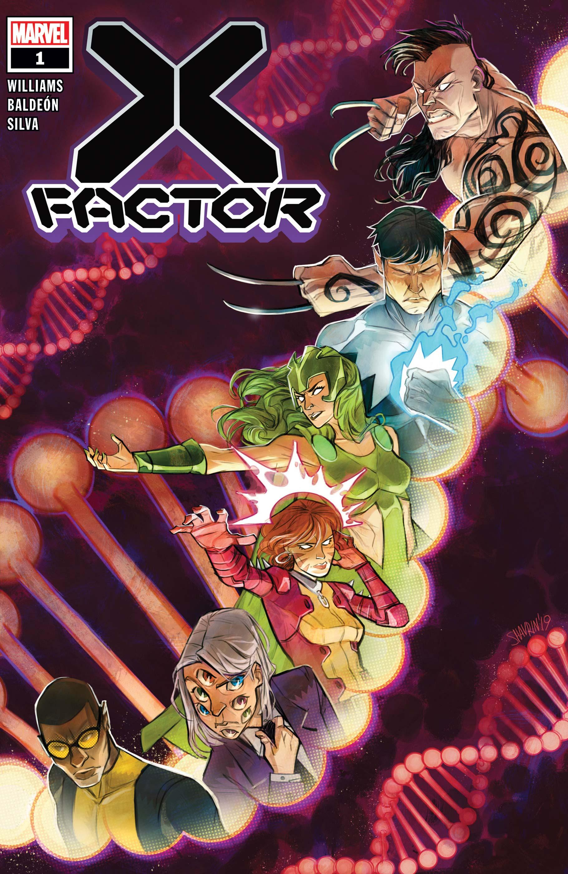 X-Factor (2020) #1