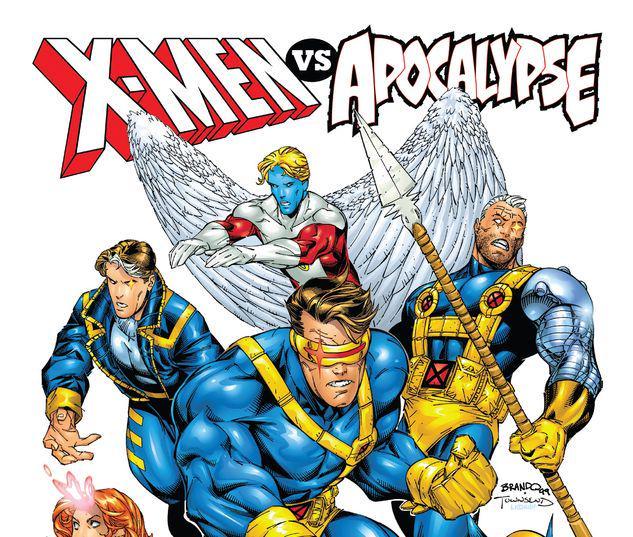X-Men Vs. Apocalypse Vol. 1: The Twelve #0