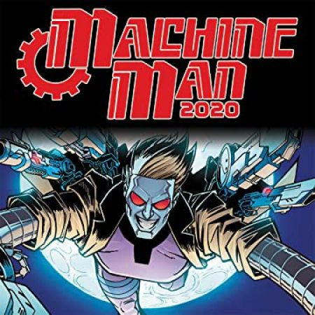 2020 Machine Man (2020)