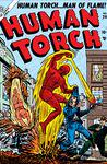 Human Torch #36