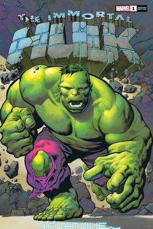 Immortal Hulk: Flatline (2021) #1 (Variant)