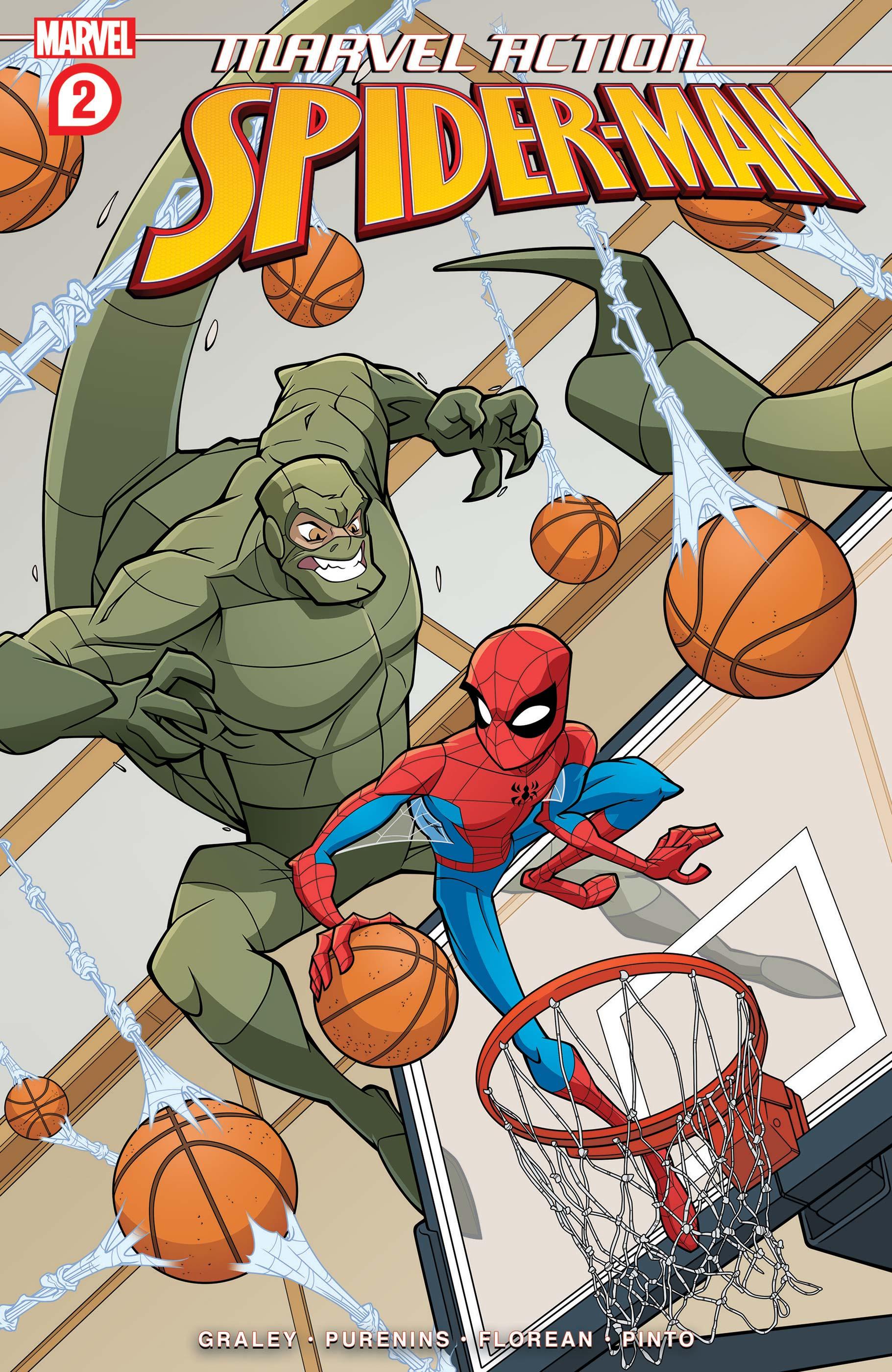 Marvel Action Spider-Man (2021) #2
