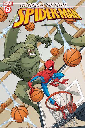 Marvel Action Spider-Man #2