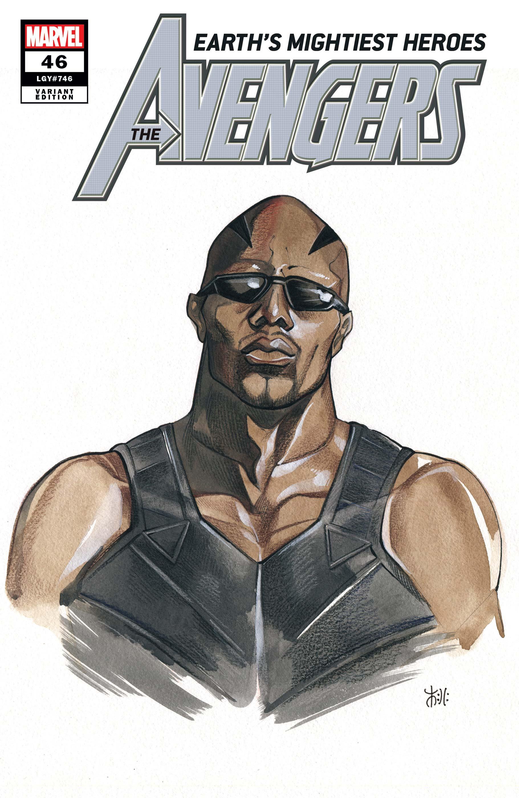 Avengers (2018) #46 (Variant)