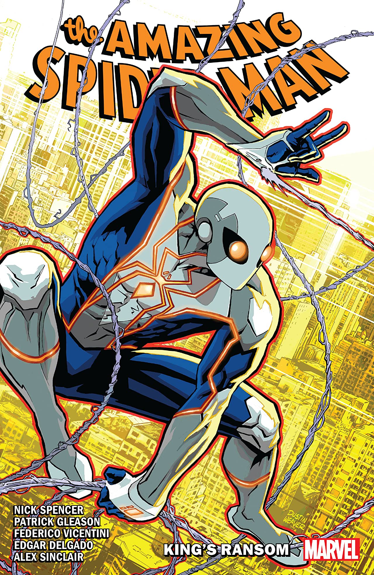 Amazing Spider-Man By Nick Spencer Vol. 13: King's Ransom (Trade Paperback)